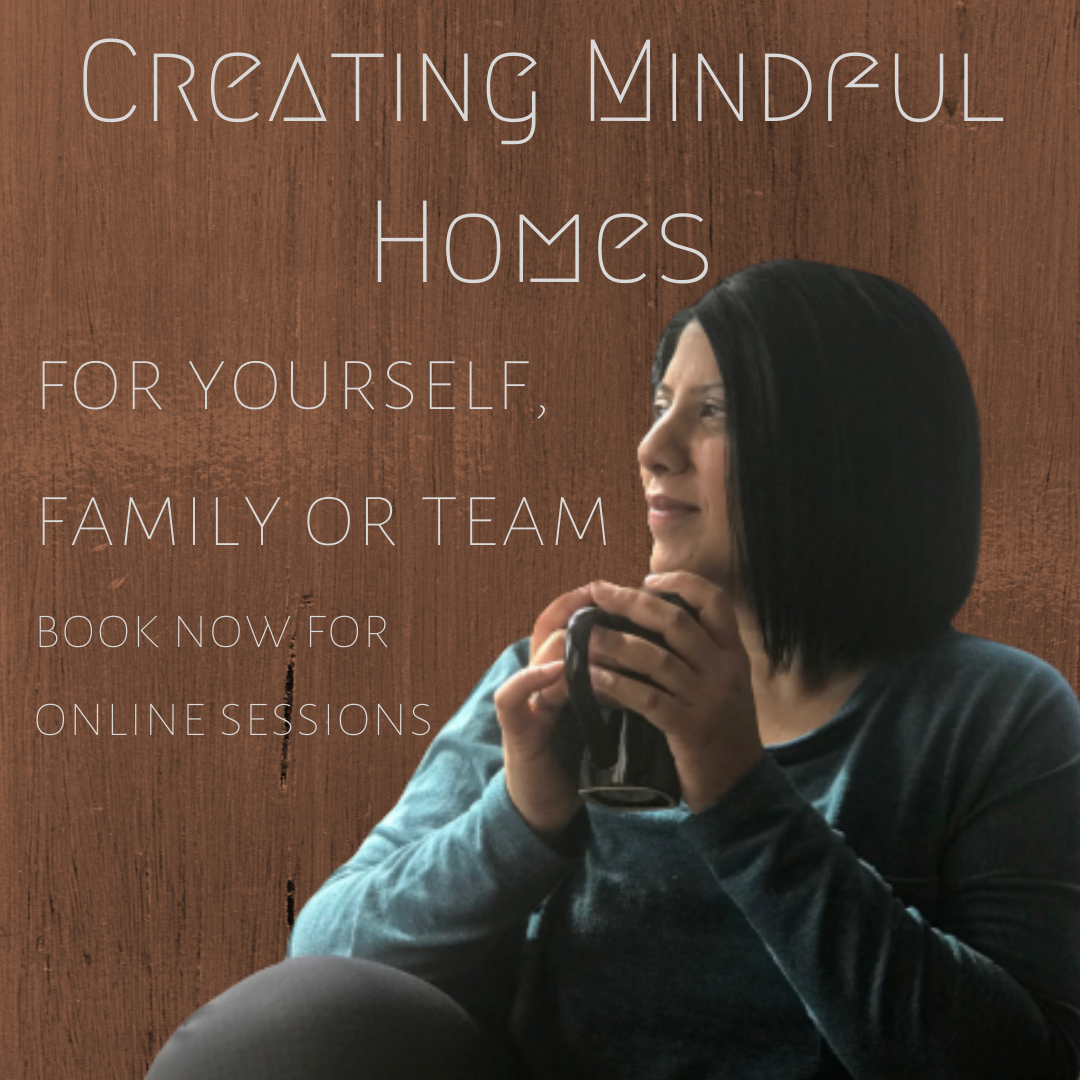 Creating Mindful Homes - Instagram
