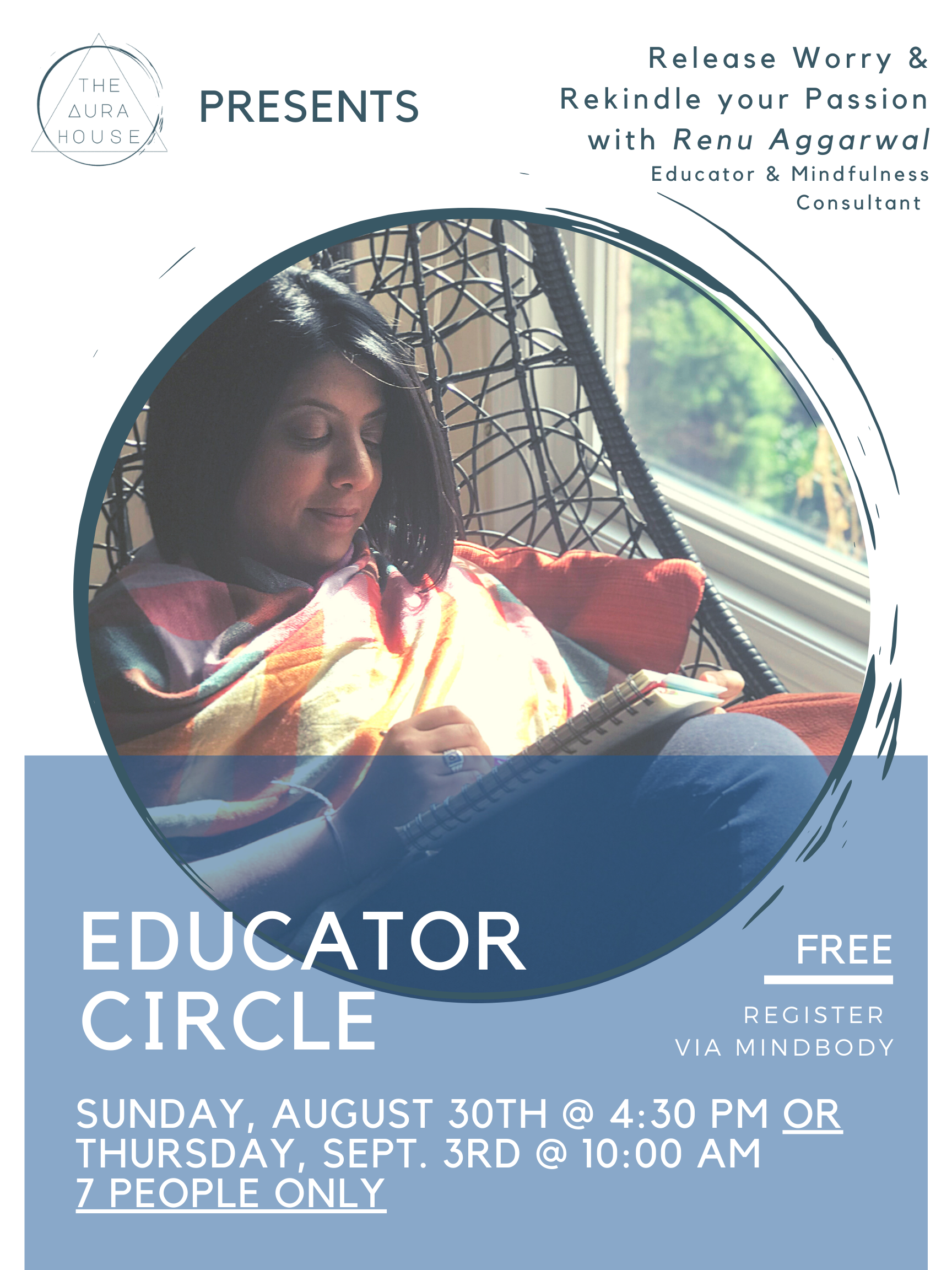 Educator Community Circle Poster - August 2020